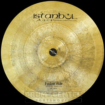 """Istanbul Agop Special Edition Fusion Ride Cymbal 22"""""""