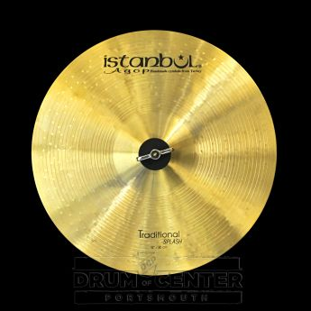 "Istanbul Agop Traditional Splash Cymbal 12"""