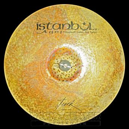 "Istanbul Agop Turk Crash Cymbal 17"" 1161 grams"