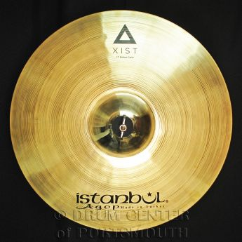 "Istanbul Agop Xist Brilliant Crash Cymbal 17"""