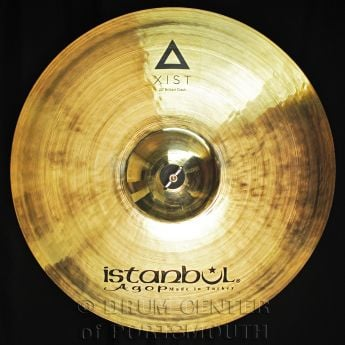 "Istanbul Agop Xist Brilliant Crash Cymbal 22"""