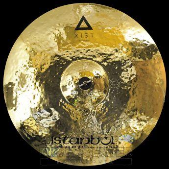 """Istanbul Agop Xist Brilliant Raw Ride Cymbal 20"""""""