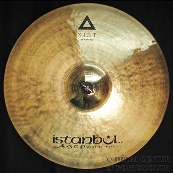 "Istanbul Agop Xist Brilliant Ride Cymbal 22"""