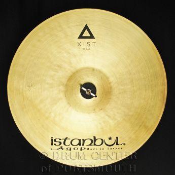 "Istanbul Agop Xist Natural Crash Cymbal 16"""
