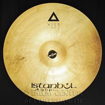 "Istanbul Agop Xist Natural Crash Cymbal 20"""