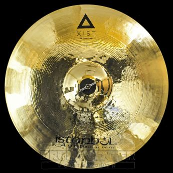 "Istanbul Agop Xist Power Crash Cymbal 16"""