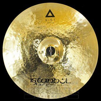 "Istanbul Agop Xist Power Crash Cymbal 17"""