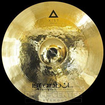 "Istanbul Agop Xist Power Crash Cymbal 18"""