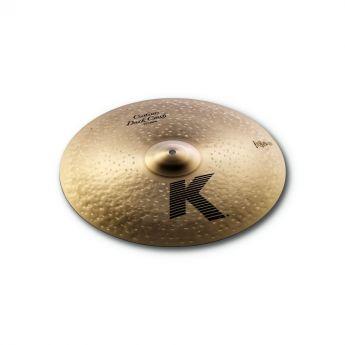 "Zildjian K Custom Dark Crash Cymbal 17"""