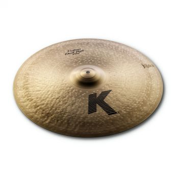 "Zildjian K Custom Dark Ride Cymbal 22"""