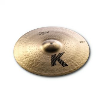 "Zildjian K Custom Dark Crash Cymbal 19"""