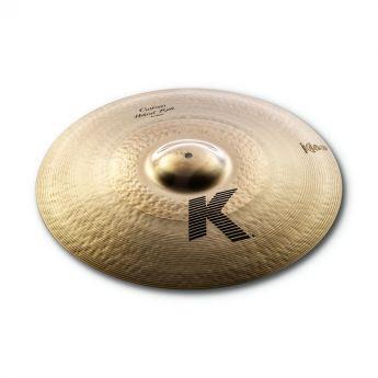 "Zildjian K Custom Hybrid Ride Cymbal 21"""