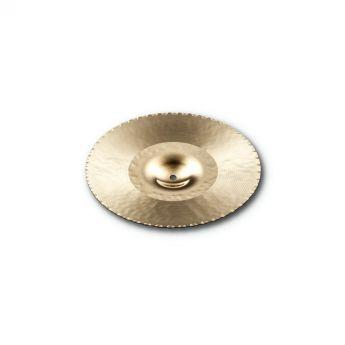 "Zildjian K Custom Hybrid Hi Hat Cymbal Bottom 13.25"""