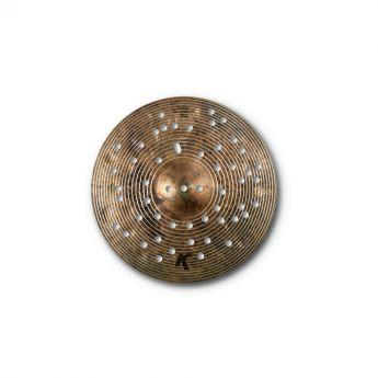 "Zildjian K Custom Special Dry FX Hat Cymbal Top 14"""