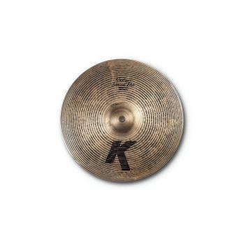 "Zildjian K Custom Special Dry Hi Hat Cymbal Top Only 15"""