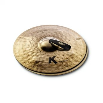 "Zildjian K Symphonic Light Brilliant Pair 18"""