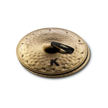 "Zildjian K Symphonic Traditional Series Pair 17"""