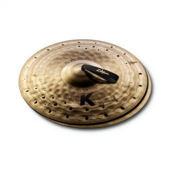 "Zildjian K Symphonic Traditional Series Pair 19"""