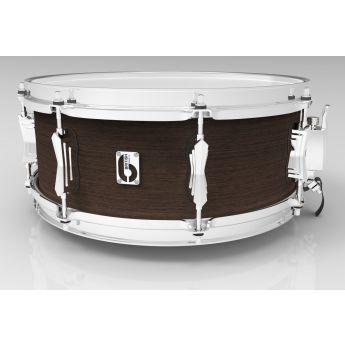 British Drum Company Lounge Series Snare Drum - 14x5.5 - Kensington Crown
