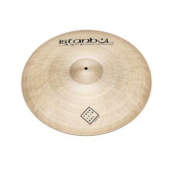 "Istanbul Agop Traditional Medium Ride Cymbal 21"""
