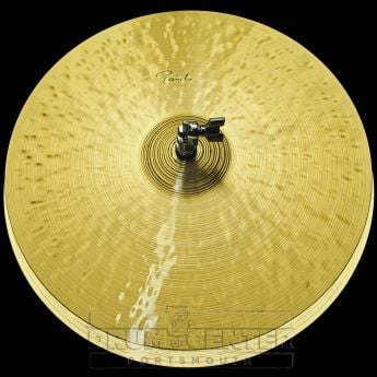 "Paiste Signature Traditionals/Dark Energy Hi Hat Cymbals 17"""