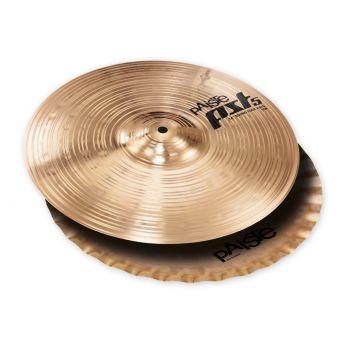 "Paiste PST 5 Sound Edge Hi Hat Cymbals 14"""