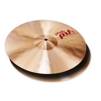 "Paiste PST 7 Light Hi Hat Cymbals Pair 14"""