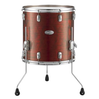 """Pearl 16""""x14"""" Reference Series Floor Tom - Red Onyx"""