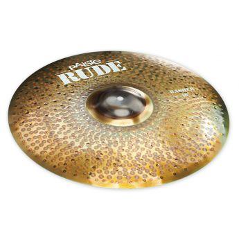 "Paiste Rude Basher Cymbal 18"""