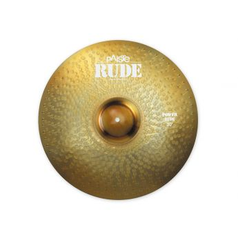 "Paiste Rude Power Ride Cymbal 20"""
