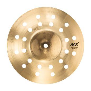 """Sabian AAX Aero Splash Cymbal 10"""" Brilliant"""