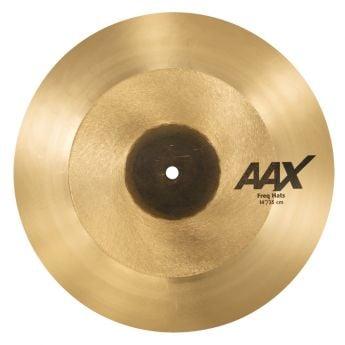 "Sabian AAX Freq Hi Hat Cymbals 14"""