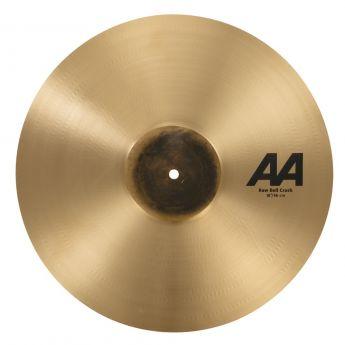 """Sabian AA Raw Bell Crash Cymbal 18"""""""