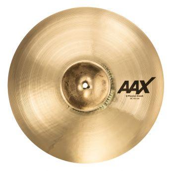 """Sabian AAX X-Plosion Crash Cymbal 18"""" Brilliant"""