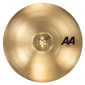"Sabian AA Bash Ride Cymbal 21"" Brilliant"