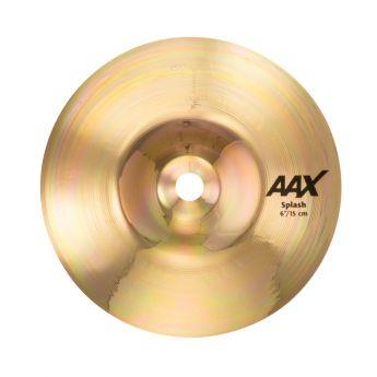Sabian AAX Splash Cymbal 06 Brilliant