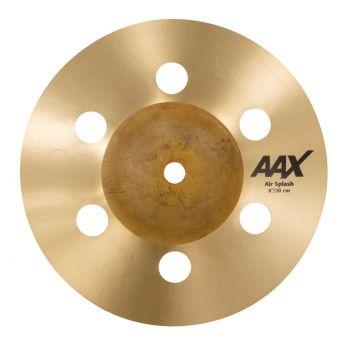 Sabian AAX Air Splash Cymbal 08