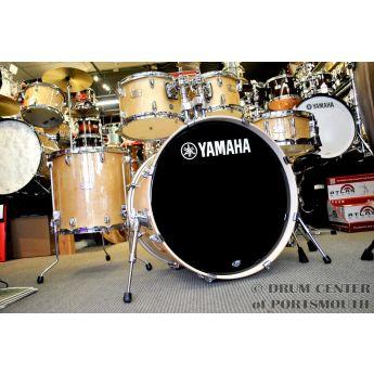 "Yamaha Stage Custom Birch 5pc Drum Set w/ 20"" BD Natural Wood"
