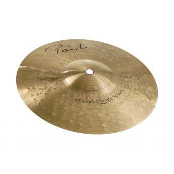 "Paiste Signature Dark Energy Splash Cymbal 10"" Mk I"