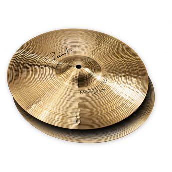 """Paiste Signature Medium Hi Hat Cymbals 14"""""""