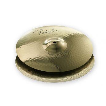 "Paiste Signature Reflector Heavy Full Hi Hat Cymbals 14"""