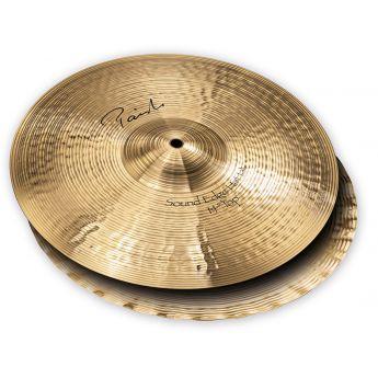 "Paiste Signature Sound Edge Hi Hat Cymbals 14"""
