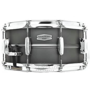 Tama Soundworks Steel Snare Drum 14x6.5
