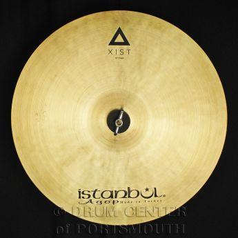 "Istanbul Agop Xist Natural Crash Cymbal 15"""