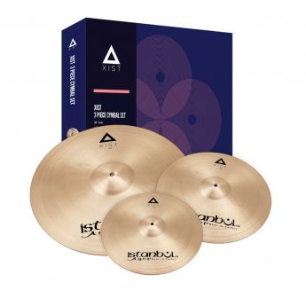 Istanbul Agop Xist Cymbal Set Pack