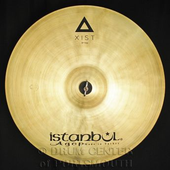 """Istanbul Agop Xist Natural Ride Cymbal 20"""""""