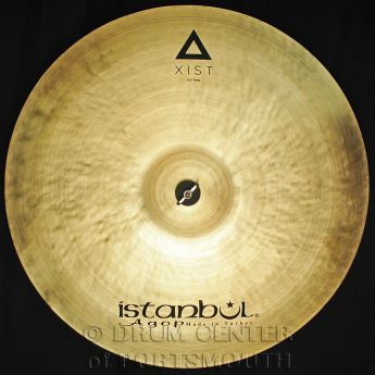 """Istanbul Agop Xist Natural Ride Cymbal 24"""""""