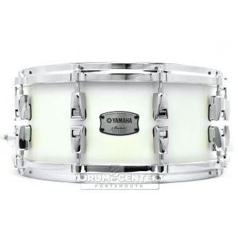 Yamaha Absolute Hybrid Snare Drum 14x6 Polar White