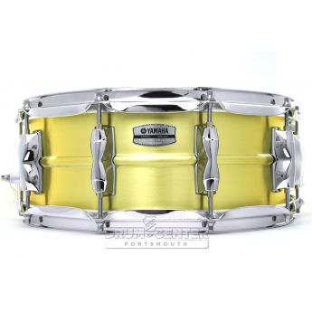 Yamaha Recording Custom Brass Snare Drum 14x5.5