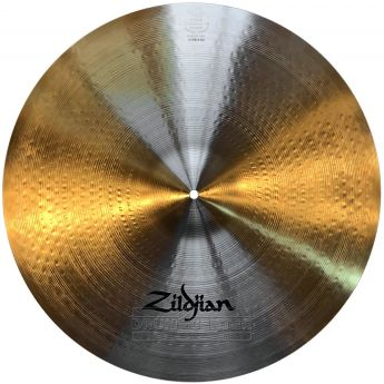 """Zildjian DCP 10th Anniversary Special Edition Ride Cymbal 22"""" - """"The Professor"""""""